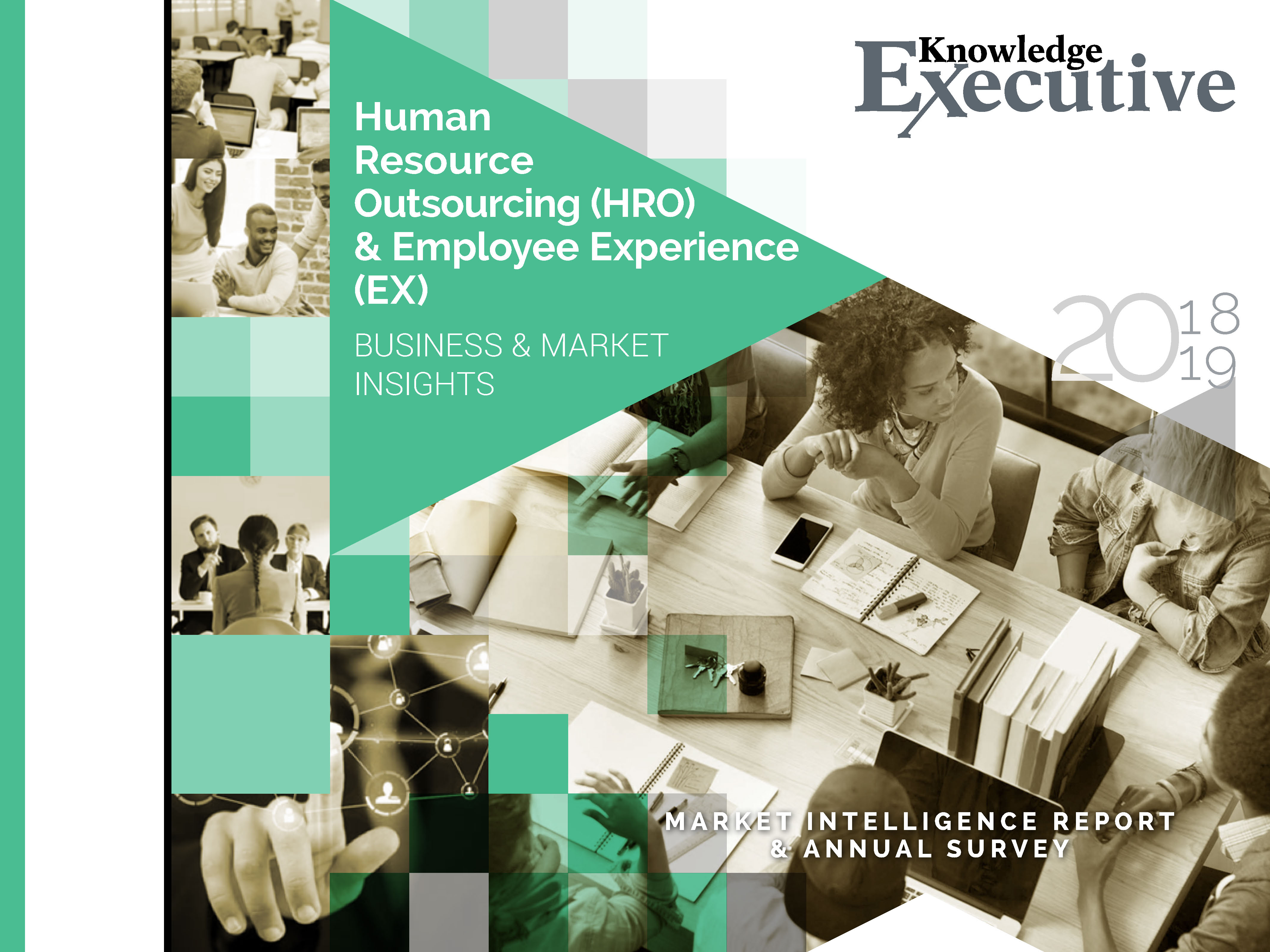 Human Resource Outsourcing (HRO) & Employee Experience (EX)